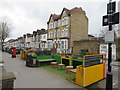 TQ3688 : Parklet on Coppermill Lane, Walthamstow by Malc McDonald