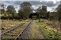 SJ9553 : Caldon Canal Crossing Over The Train Line by Brian Deegan