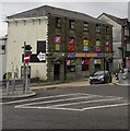 ST0291 : Squares Nightclub, Porth by Jaggery