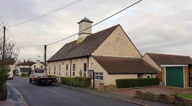 Great Holland: The Village Hall