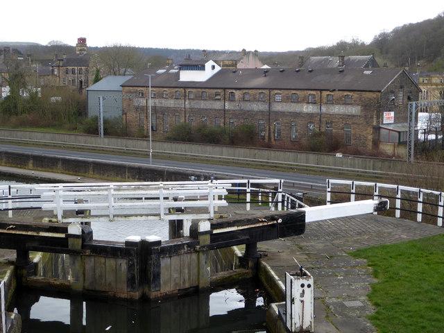 Grain depot, Bingley