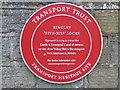 SE1040 : Bingley Five-Rise Locks - Transport Heritage Site by Chris Allen