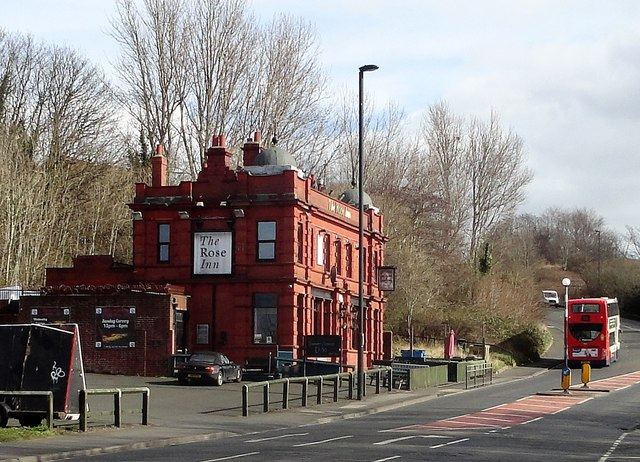 The Rose Inn, Wallsend