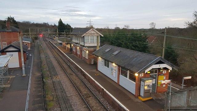 Thorpe-le-Soken railway station (2)