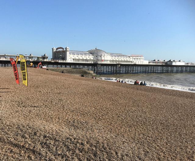 Brighton Pier - March 2020