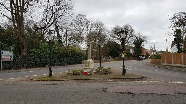 Thorpe-le-Soken: The War Memorial