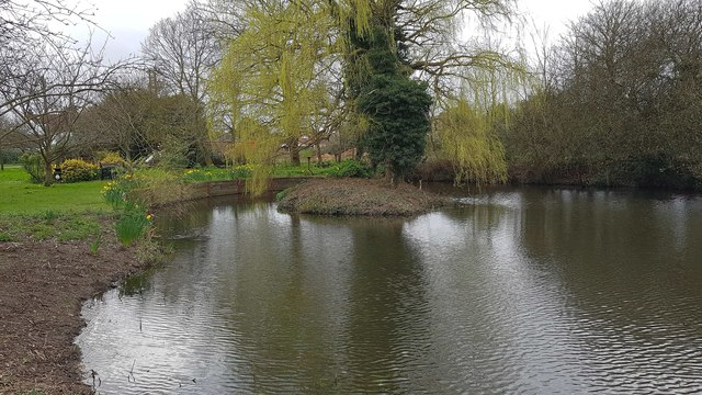 Weeley: The Village Pond