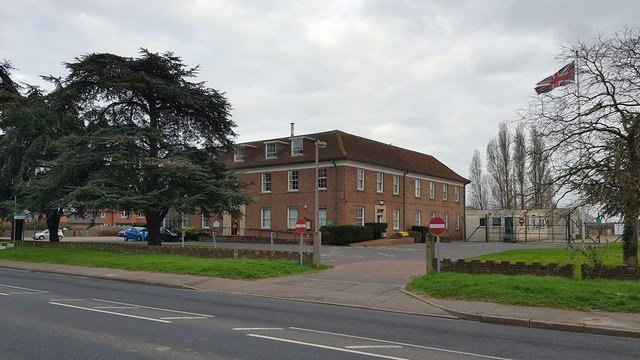 Weeley: Tendring District Council Offices