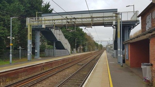 Weeley railway station (2)