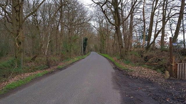 St Osyth: Highbirch Road