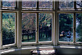 TL4457 : Outlook from The Old Parlour, Newnham Grange by Julian Paren
