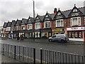 SP1193 : Businesses, Birmingham Road, Wylde Green, north Birmingham by Robin Stott