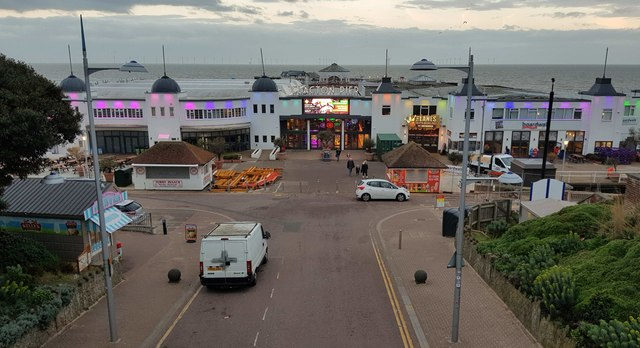 Clacton-on-Sea: Clacton Pier (3)