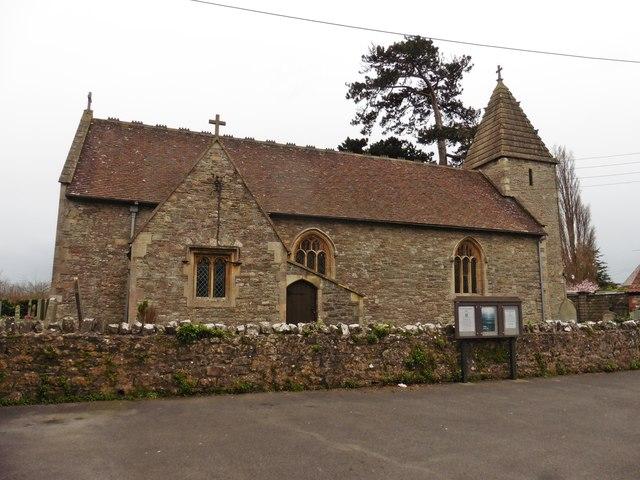 Church of St John the Evangelist, Kenn