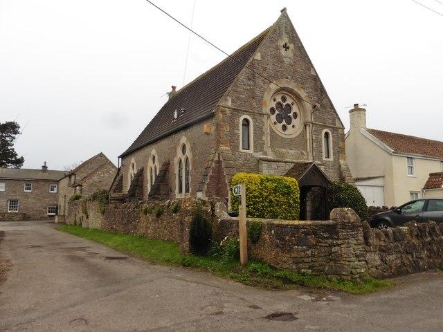 Converted chapel, Kenn