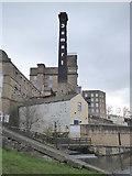 SE1039 : Bowling Green Mills, Bingley by Chris Allen