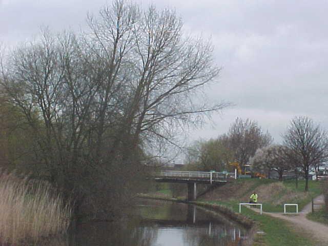 Thane Road Bridge