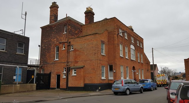 Harwich: The Naval House