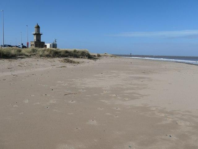 Beach Lighthouse [Lower Light], Fleetwood