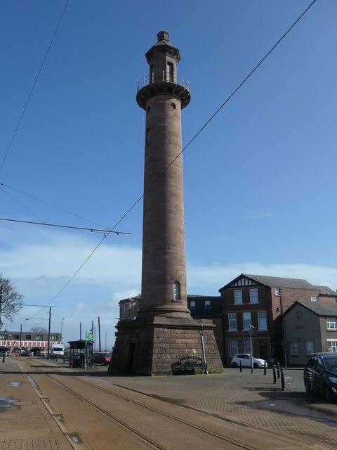 Pharos Lighthouse [Upper Light], Fleetwood