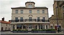 TM2532 : Harwich: The Pier restaurant, bar and hotel by Nigel Cox