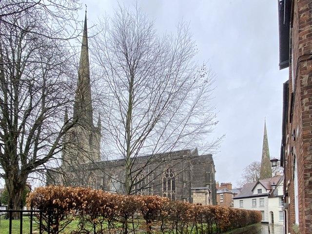 St Alkmund's Church