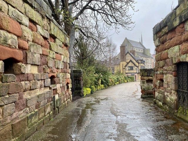 Old Castle Gateway