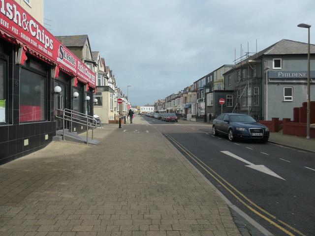 St Chad's Road, Blackpool
