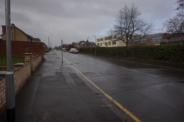 Lascelles Road, Slough