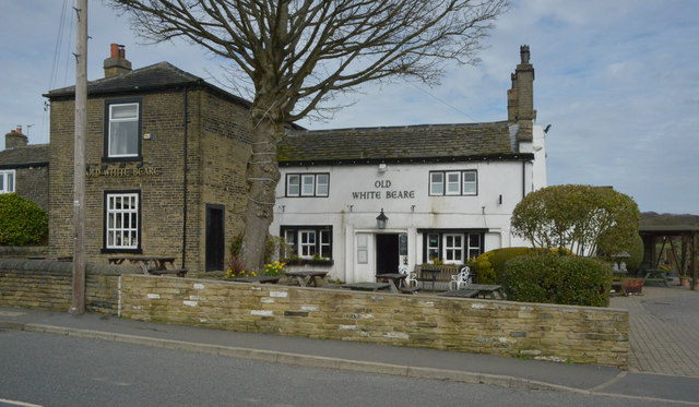 The Old White Beare, Norwood Green