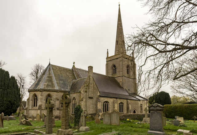 St Botolph's church, Quarrington
