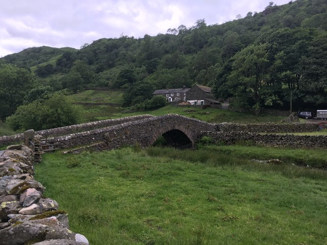 Sadgill Bridge