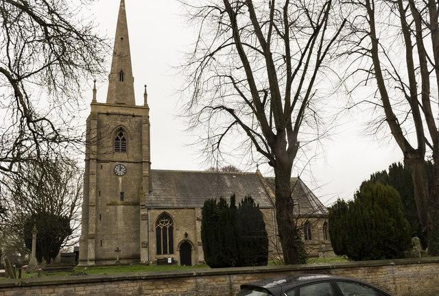 St Botolph's church, Quarrington