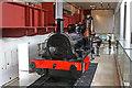 NT2573 : National Museum of Scotland - locomotive by Chris Allen