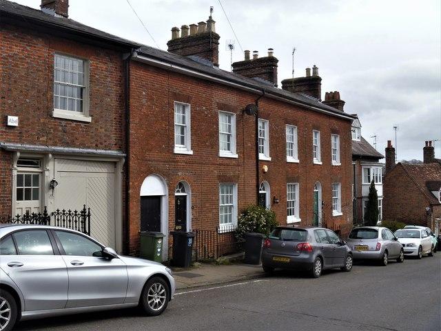 Marlborough houses [52]