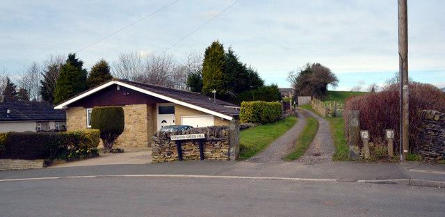 Norwood Green Hill, Norwood Green