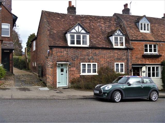Marlborough houses [54]