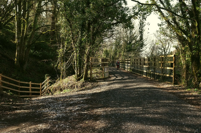 Wray Valley Trail at Casely Bridge