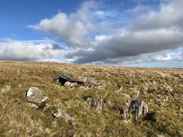 Stone outcrops