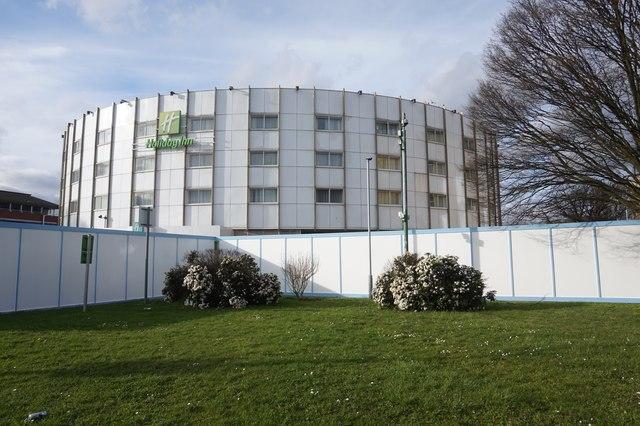 The Holiday Inn Heathrow Ariel