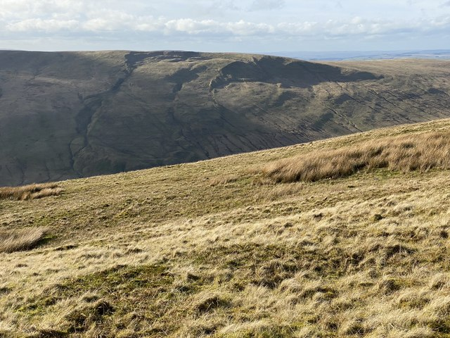 View from Pant Gilfach Wen