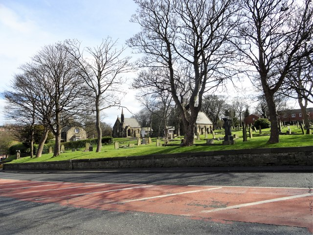 Church Bank Cemetery, Wallsend
