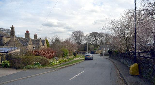 Syke Lane, Priestley Green
