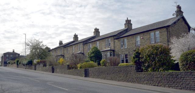 Leeds Road (A58), Lightcliffe