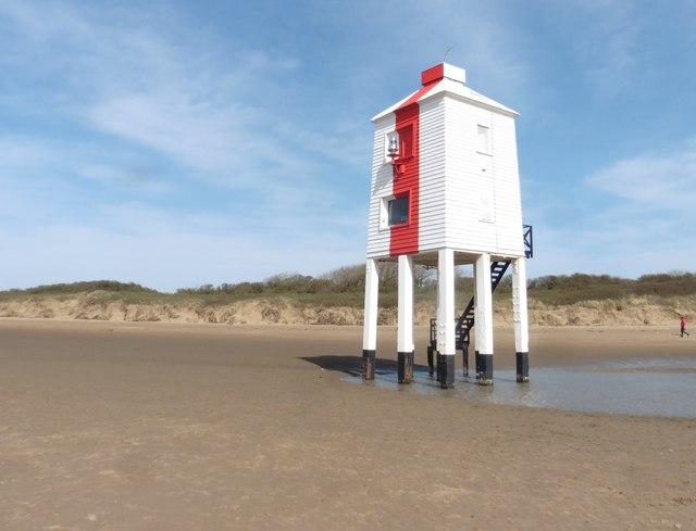 The Low Lighthouse, Burnham-on-Sea
