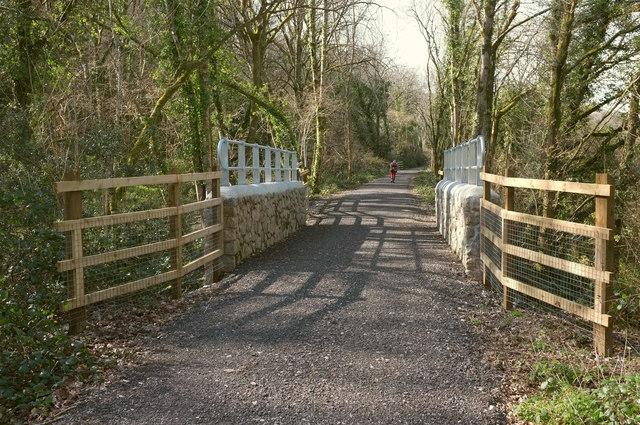 Bridge on Wray Valley Trail