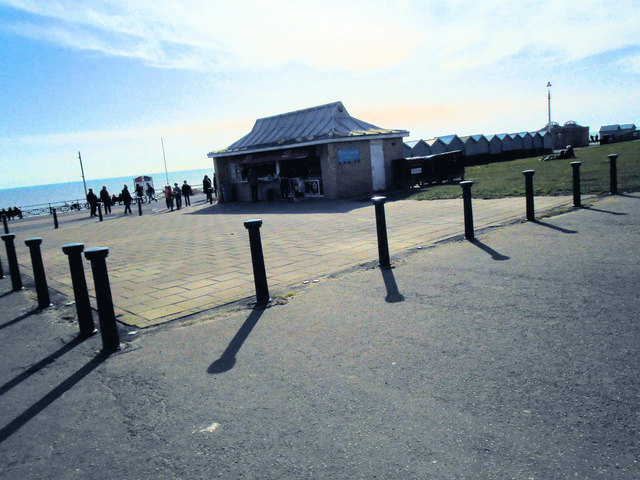 Social Isolation - Hove Lawns Cafe