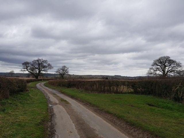 Harton to Barton road