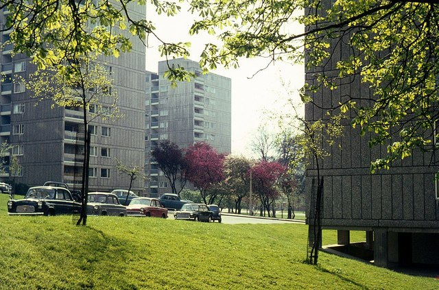 Alton West Estate, Roehampton, 1966 – 4