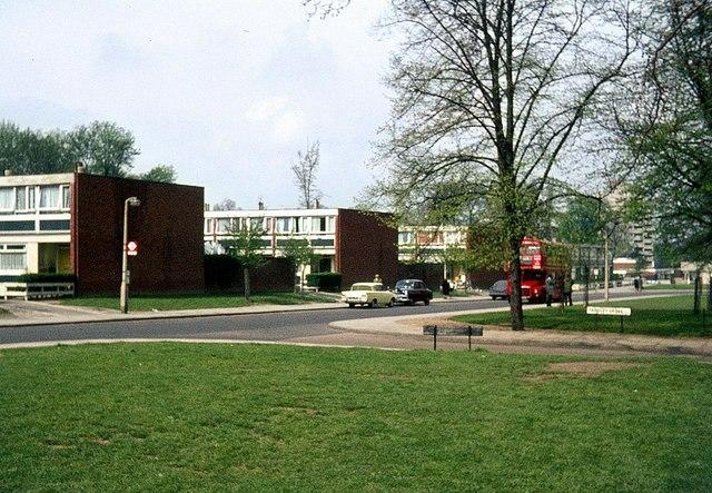 Alton West Estate, Roehampton, 1966 – 10
